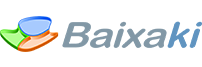 Imagem: Logotipo Baixaki.